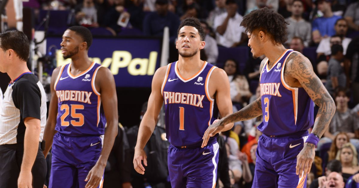 The Phoenix Suns are on pace for the 3rd-biggest turnaround in the NBA this year