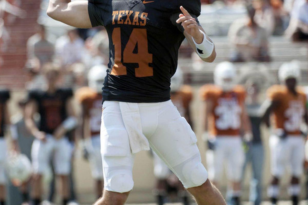 Mack, let this man take control of his team. (Brendan Maloney-US PRESSWIRE)