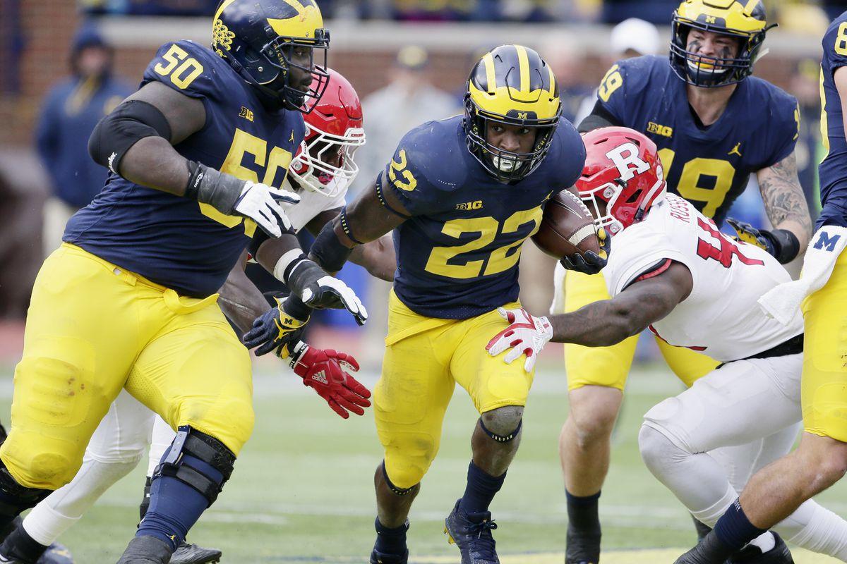 Rutgers v Michigan