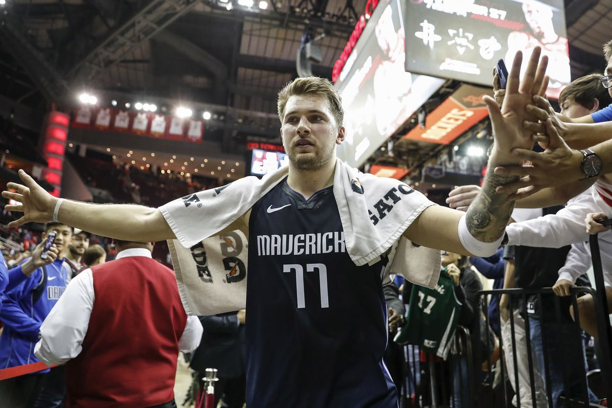 Luka Doncic S Mavericks Have The Best Offense In Nba History