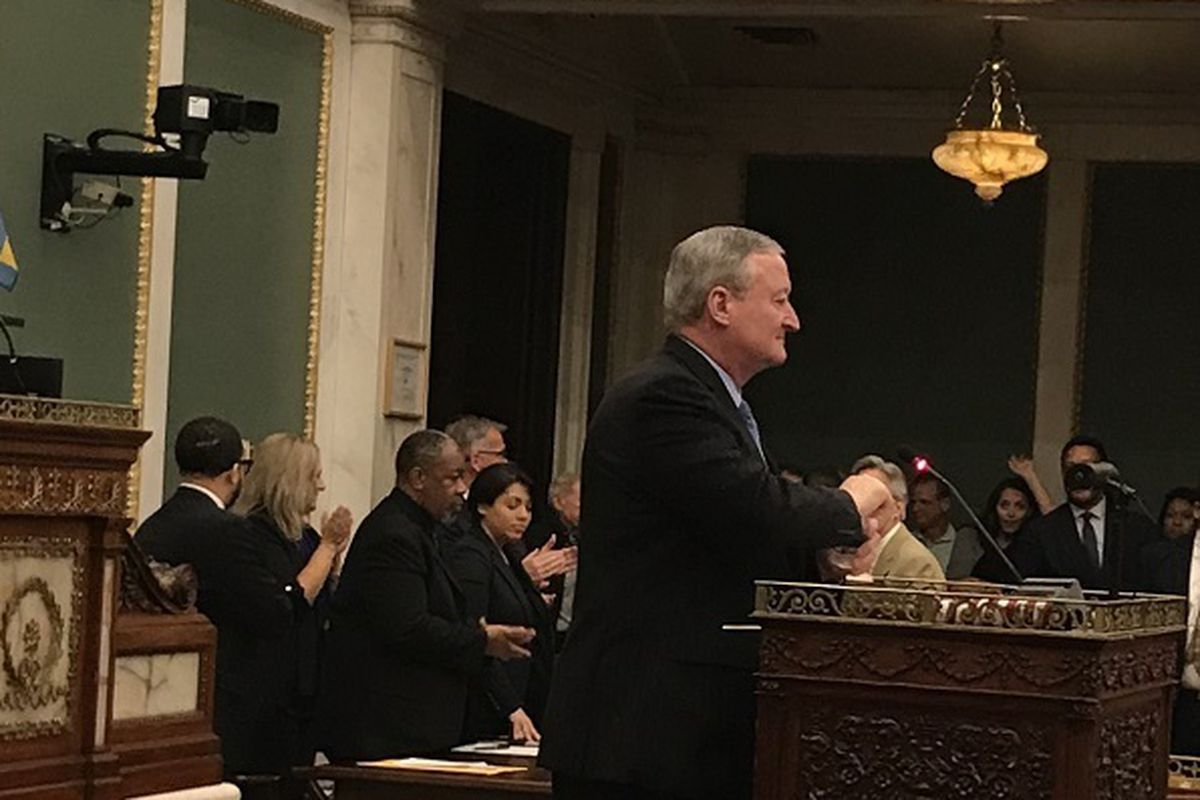 kenney addresses council on src