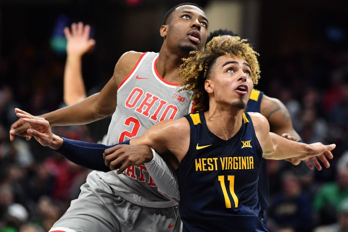 NCAA Basketball: West Virginia at Ohio State