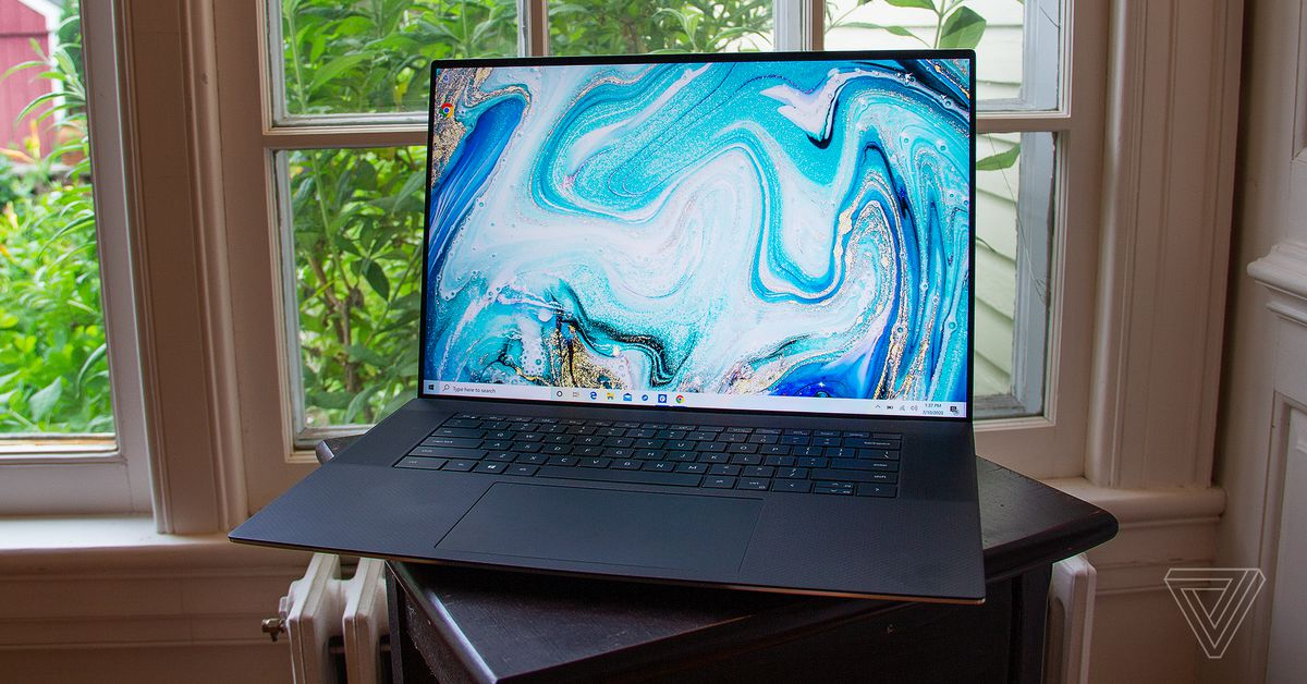 Dell XPS 17 (2020) review: heavy hitter – The Verge