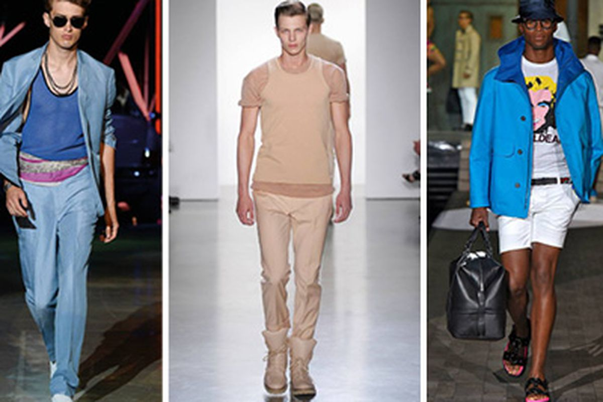 Five Men's Fashion Week Trends That Are So Miami