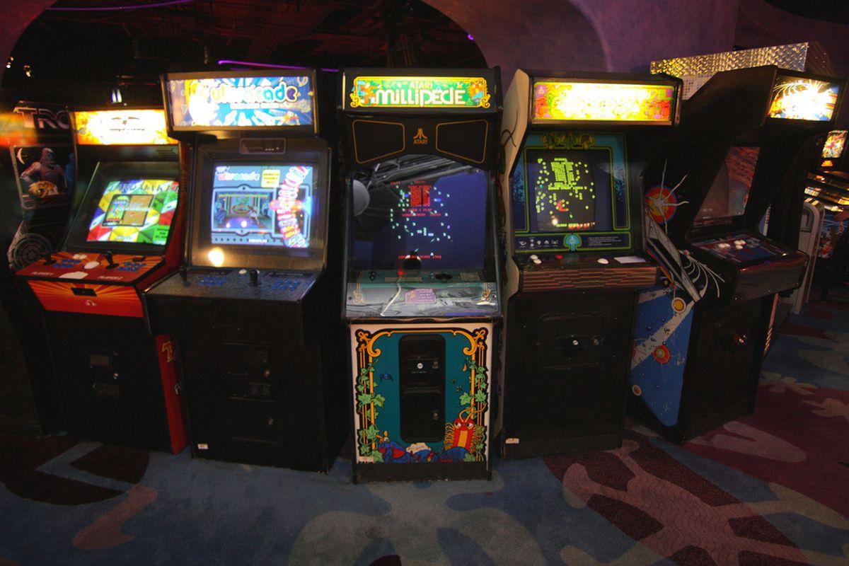 Image result for arcade rental