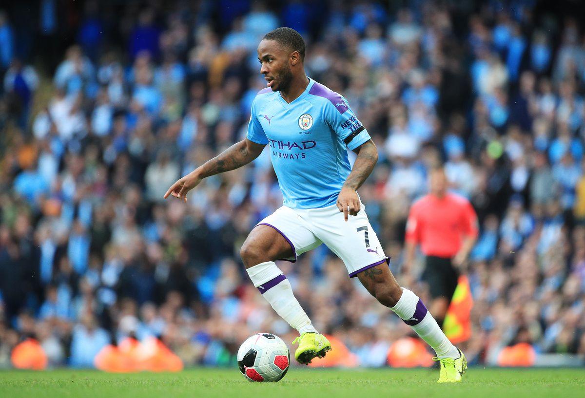 Raheem Sterling - Manchester City - UEFA Champions League