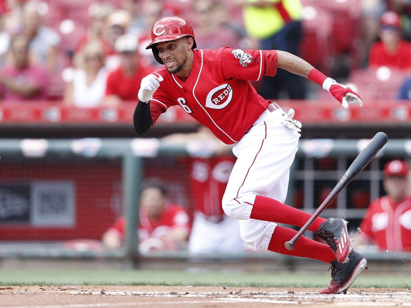 Billy Hamilton Is Baseball S Supreme Speed Merchant Sbnation Com