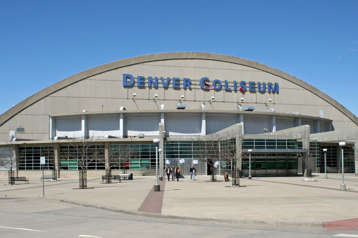 Photo Credit:  Denver Coliseum/Denver Cutthroats