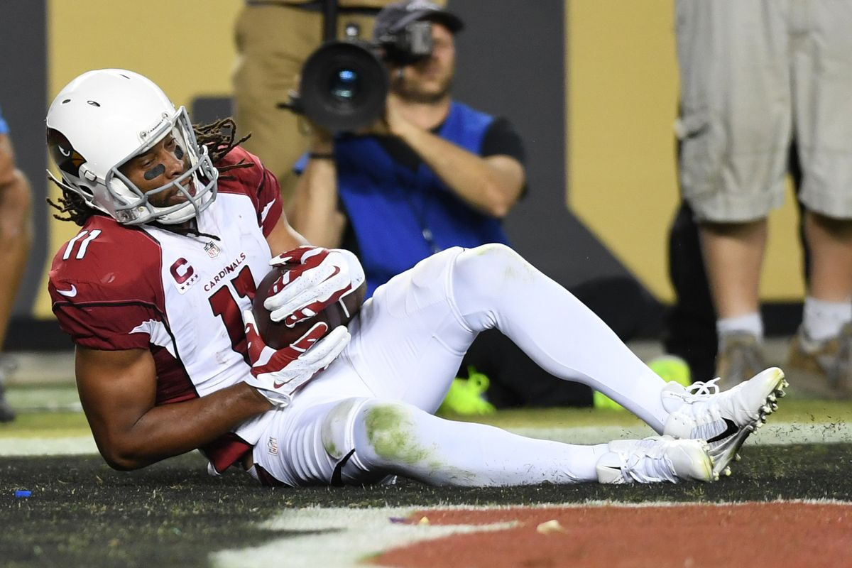 49ers Cardinals preview Larry Fitzgerald s history vs San