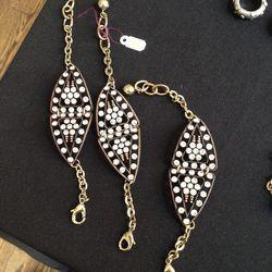 Bracelets, $115