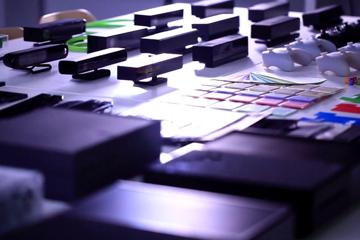 xbox one MS design video