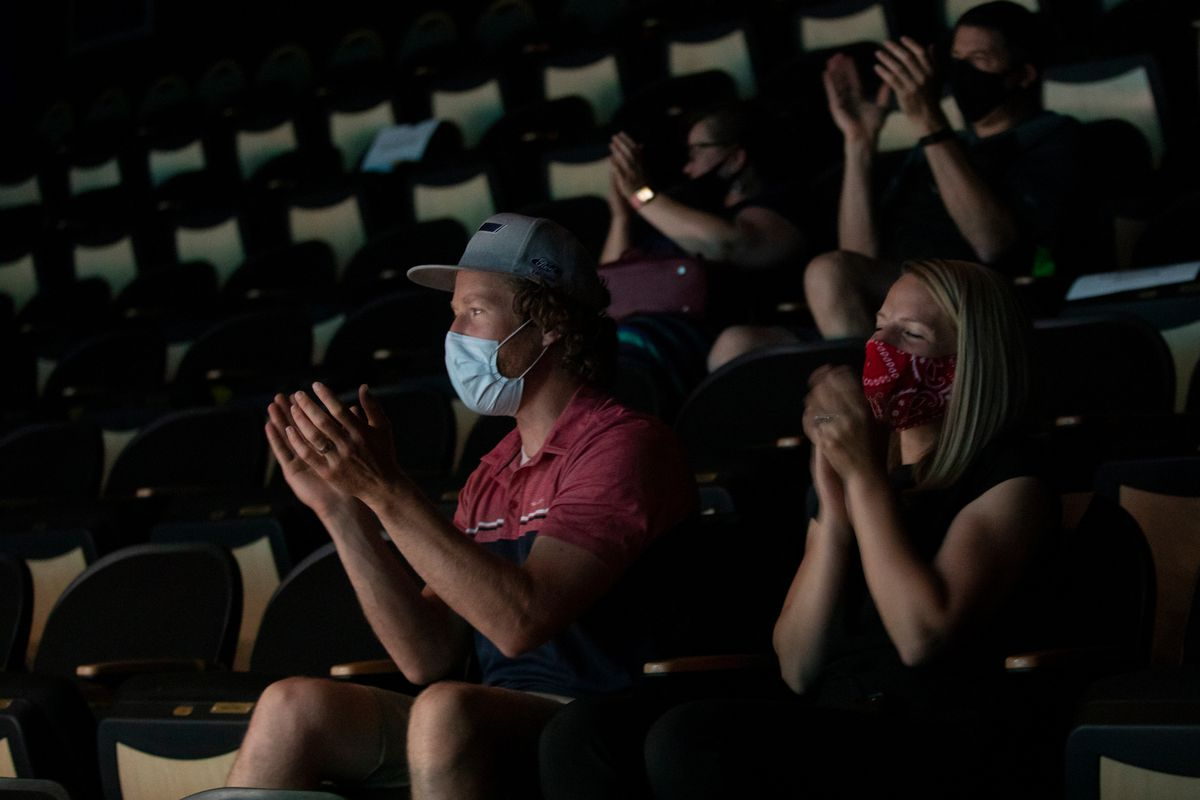 When And How Will Theaters Reopen In Utah Deseret News