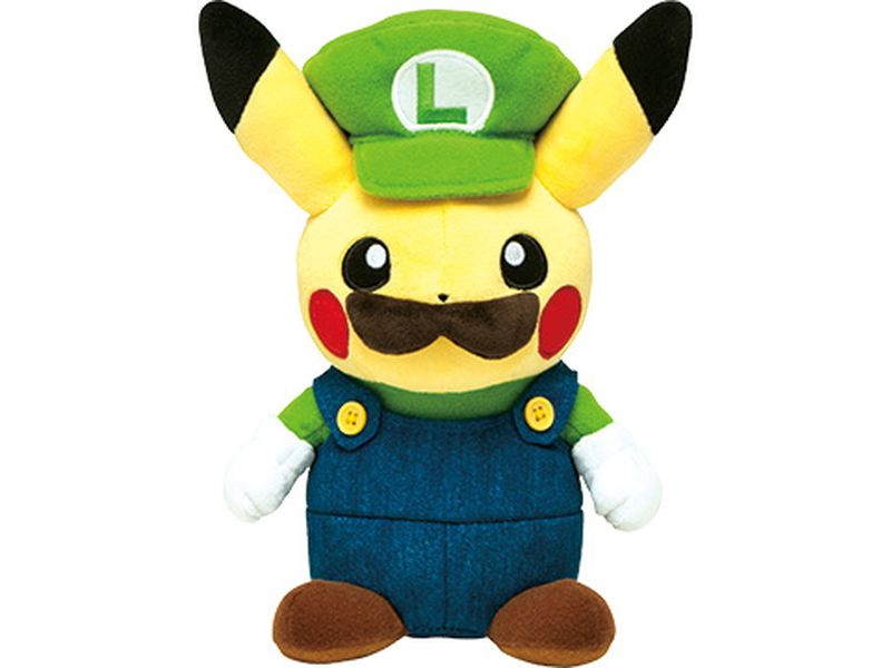 Mario Pikachu Is Undoubtedly The Best Pikachu The Verge