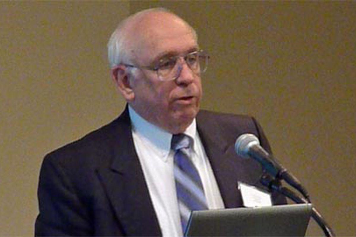 Dennis Jones, National Center for Higher Education Management