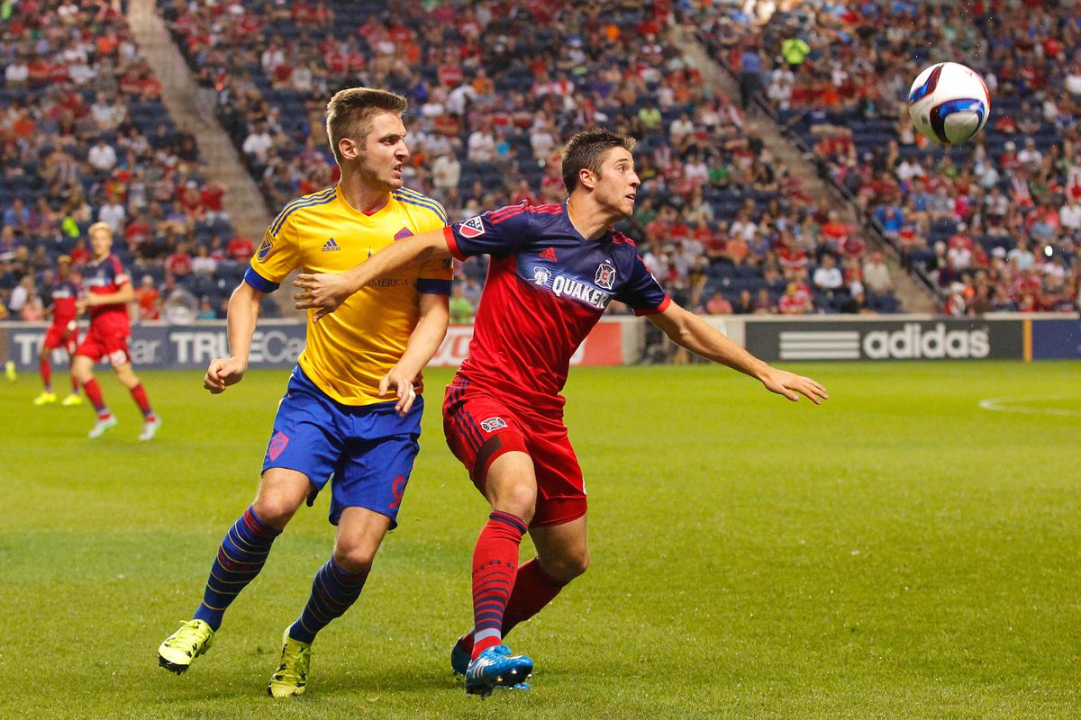 The Fire will look to avenge their 1-0 loss to Colorado last year.