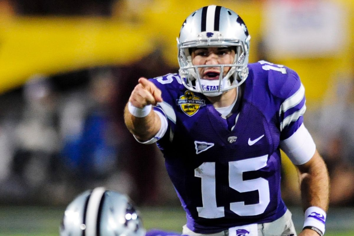It took most of the 2013 season, but once Jake Waters took command of the offense, there was no looking back.