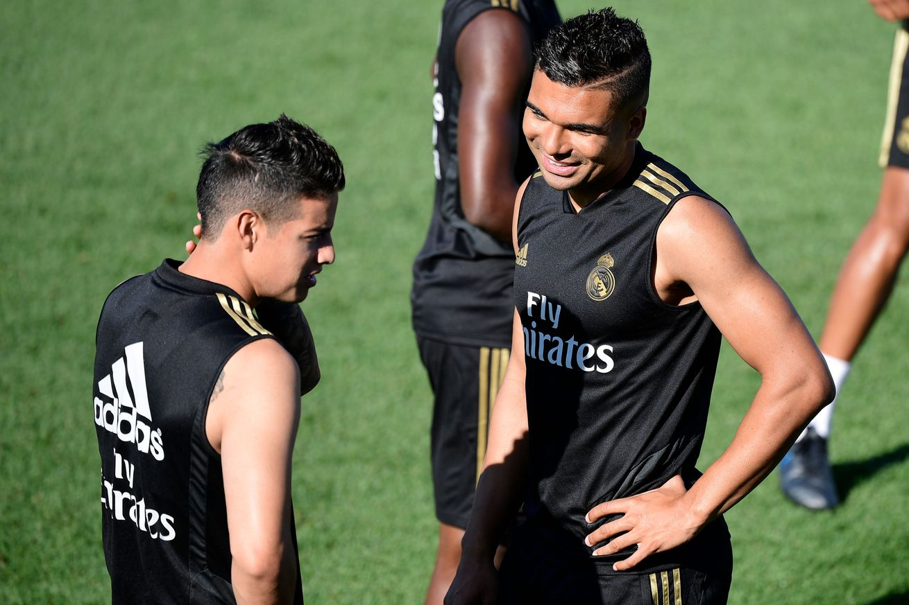 Churros y Tácticas Podcast: Real Madrid?s line-up without Hazard, and season preview