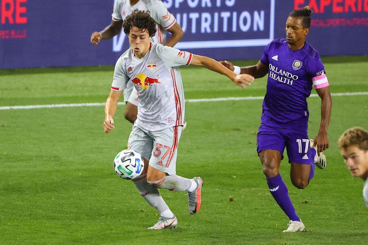 SOCCER: OCT 18 MLS - Orlando City SC at New York Red Bulls