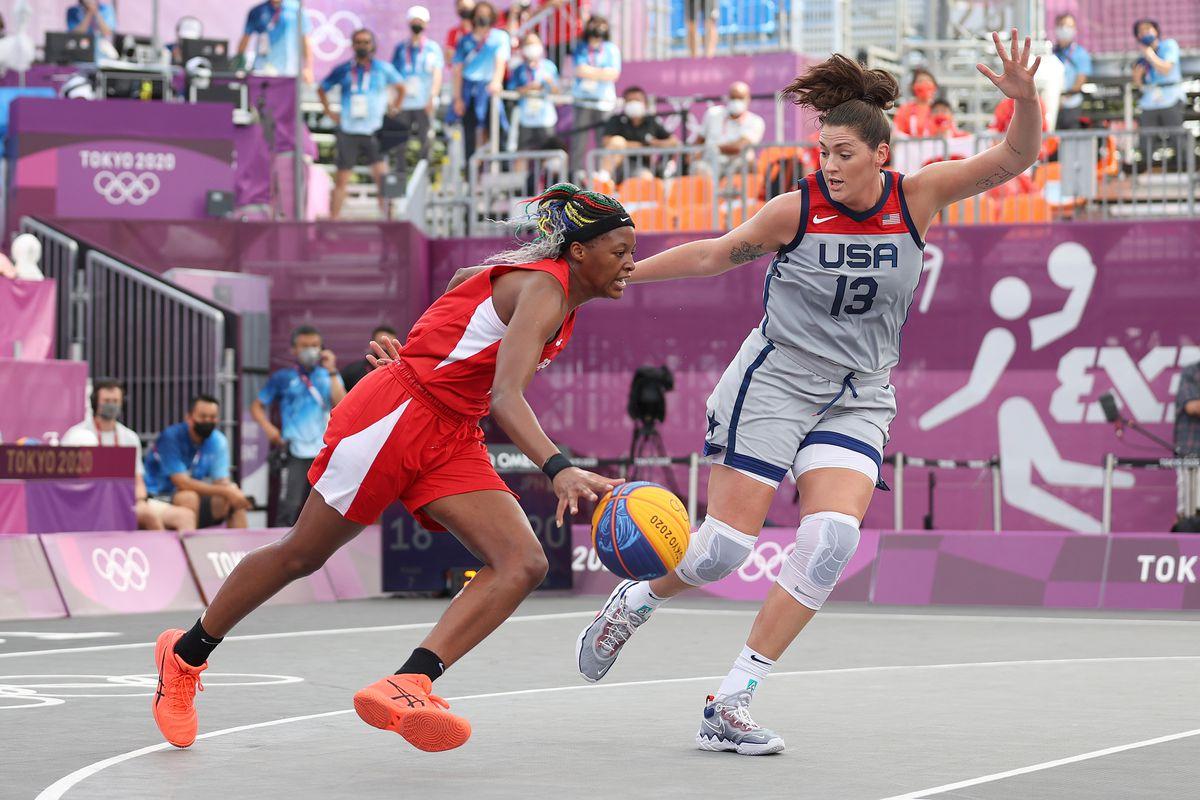3x3 Basketball - Olympics: Day 4