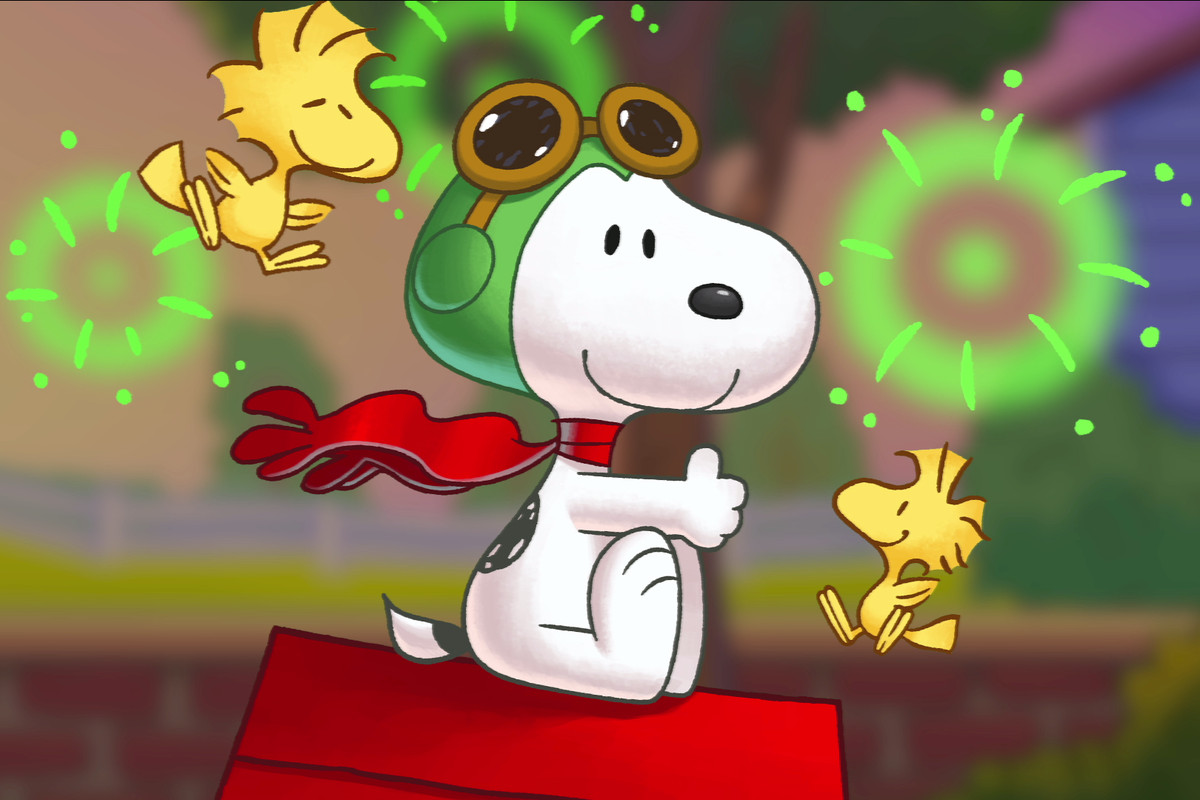 Snoopy s pledging 100k for a dog charity with new mobile - Free snoopy images ...