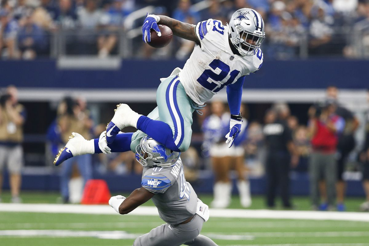 Ezekiel Elliot says Cowboys offense is accountable, starting with him