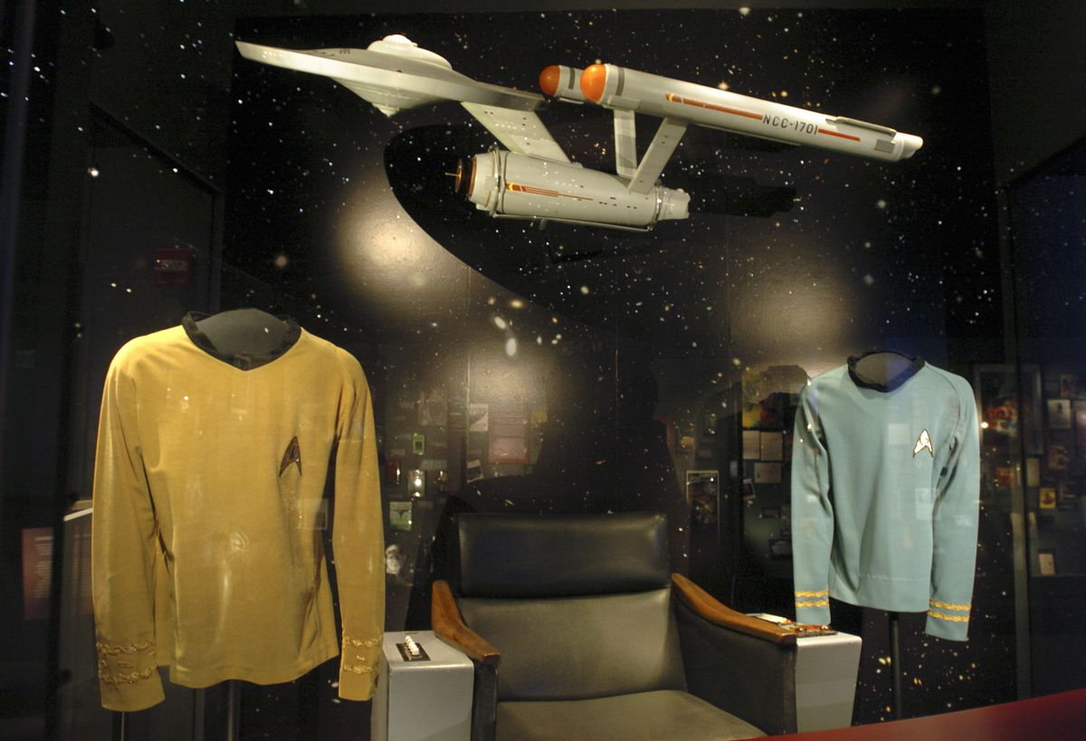 Science Fiction Museum and Hall of Fame Opens
