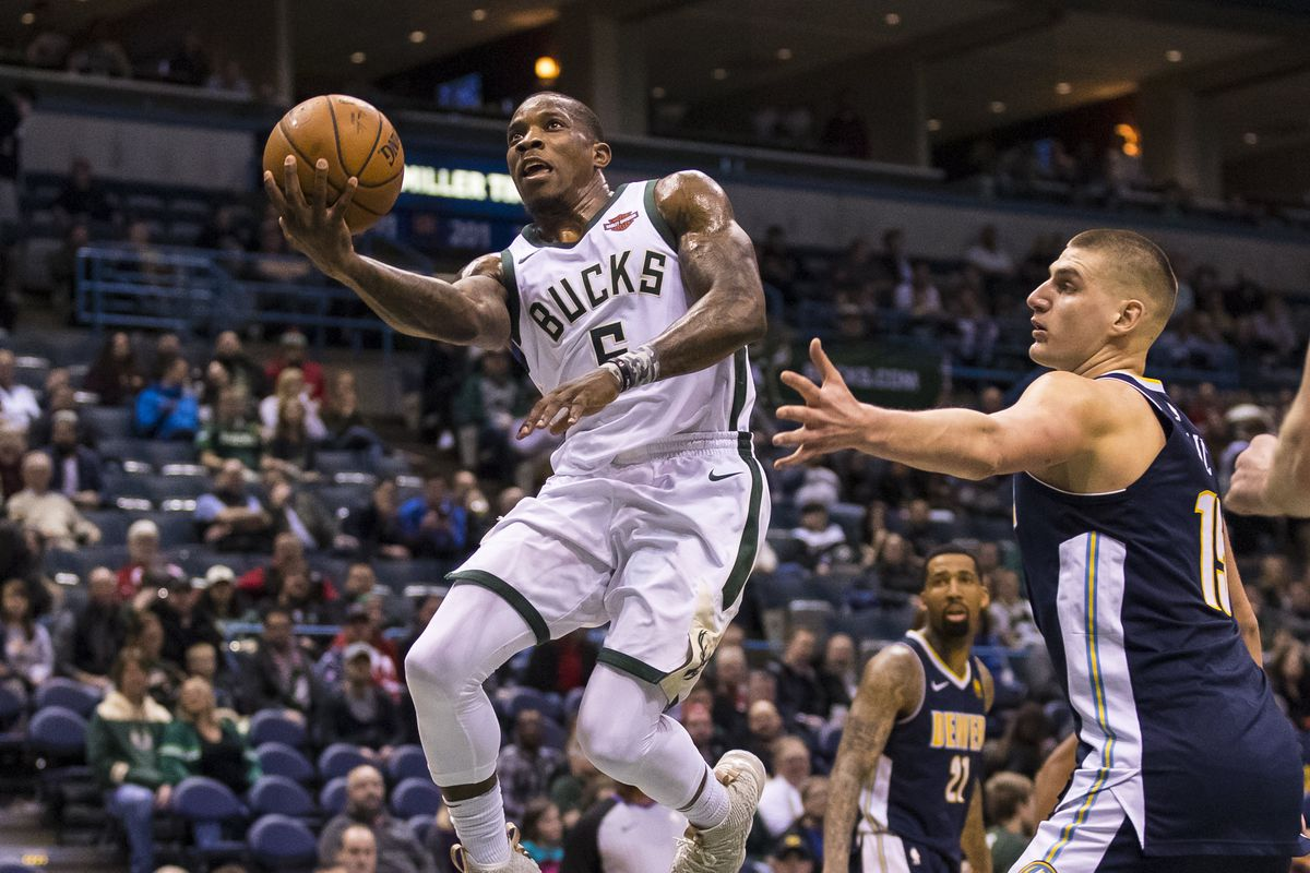 NBA: Denver Nuggets at Milwaukee Bucks
