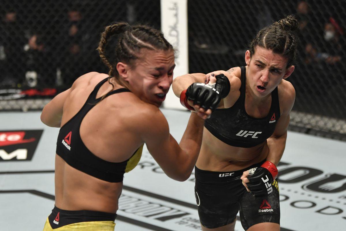 UFC 257: Rodriguez v Ribas