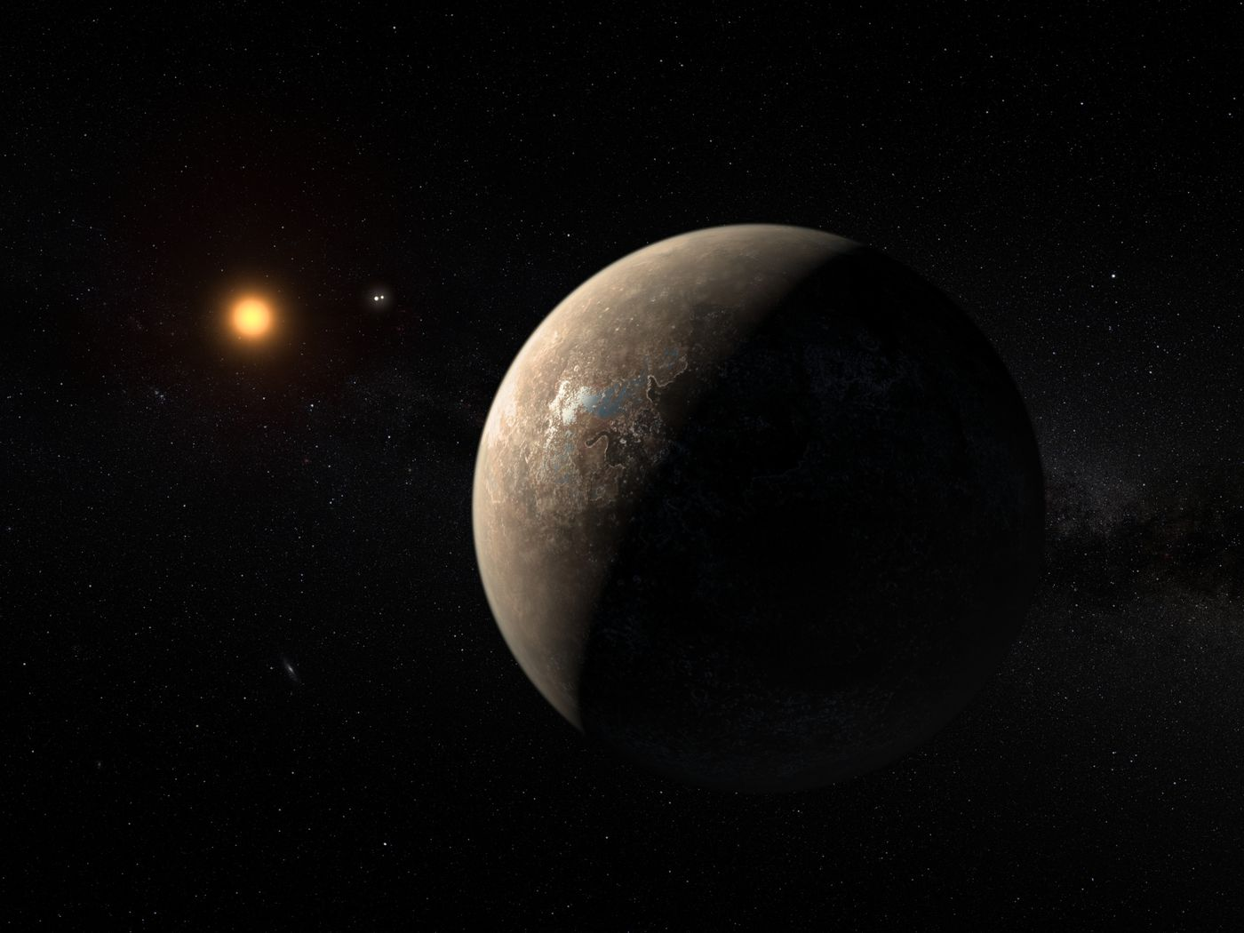 Exoplanet Proxima B Is Potentially Habitable So How Would We