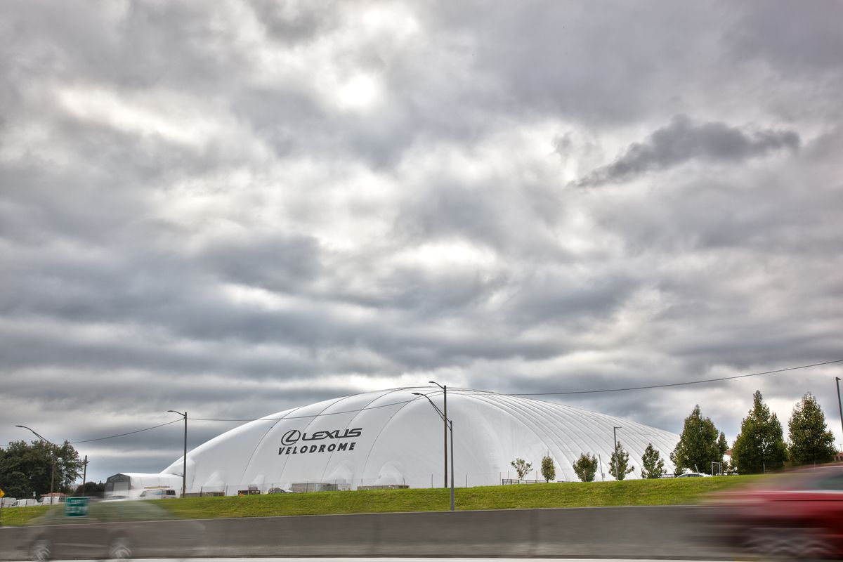 Lexus Of Atlanta >> New velodrome lands Lexus as sponsor - Curbed Detroit