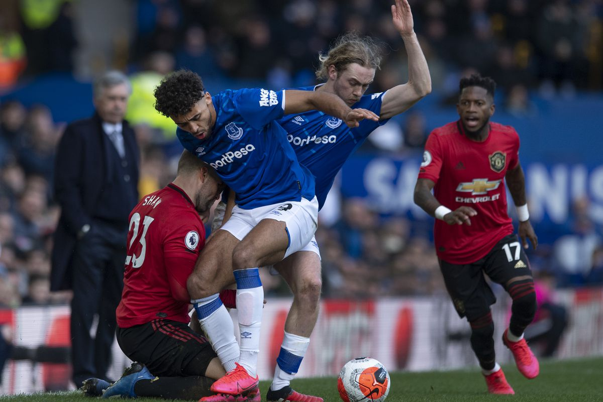 Everton V Manchester United Match Preview Toffees Boosted By Return Of Key Players For Visit Of Red Devils Royal Blue Mersey