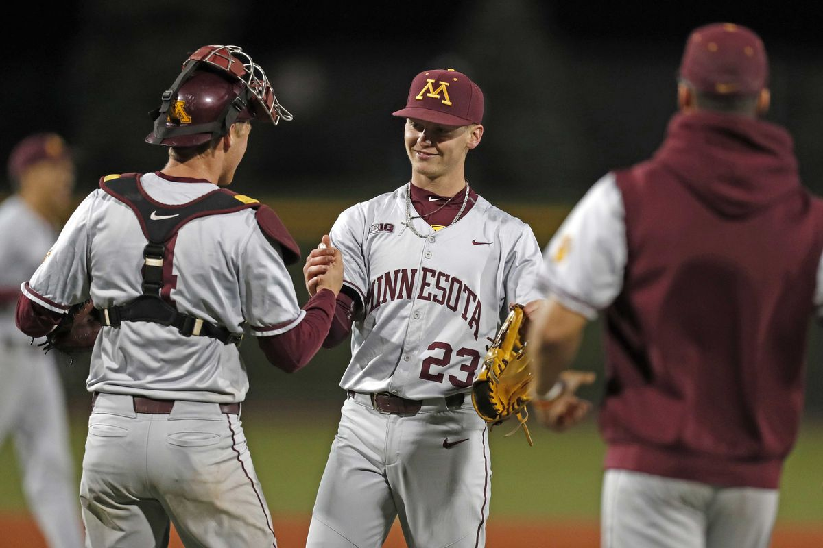 official photos a5db7 76912 2019 Gopher Baseball looks to defend their Big Ten title, a preview. New ...
