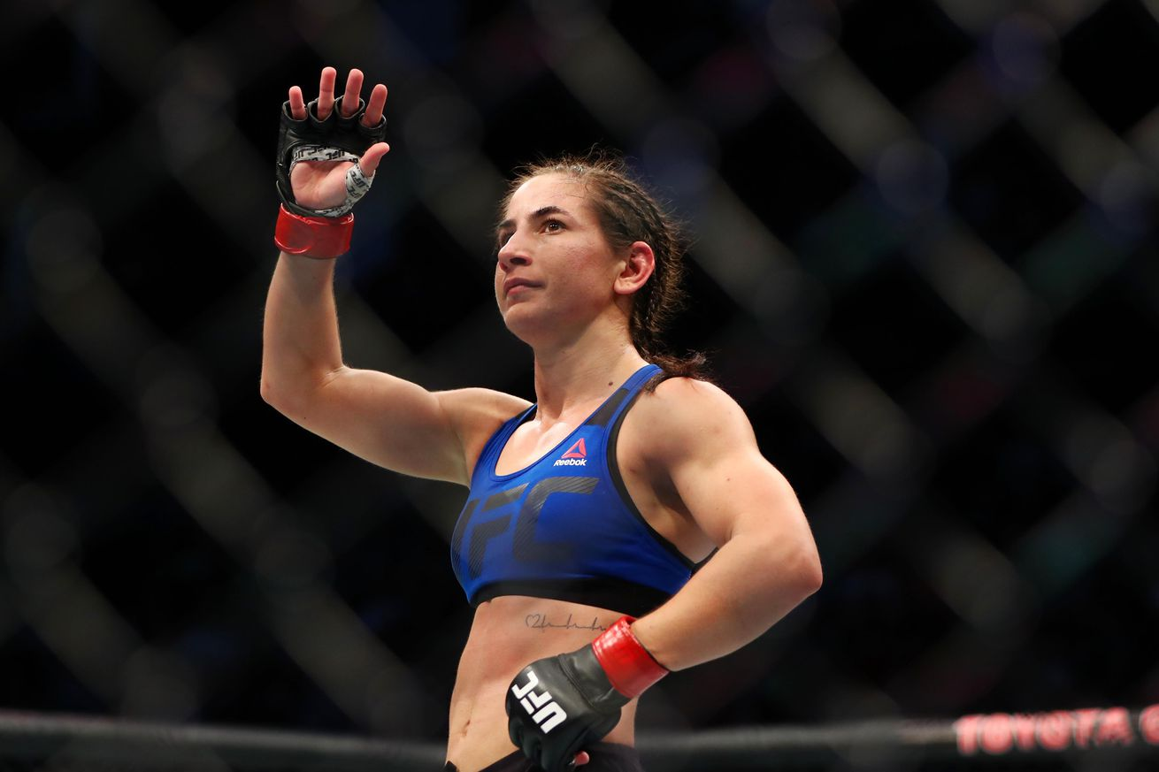 community news, Submission! Watch Tecia Torres tap Juliana Lima at TUF 25 Finale