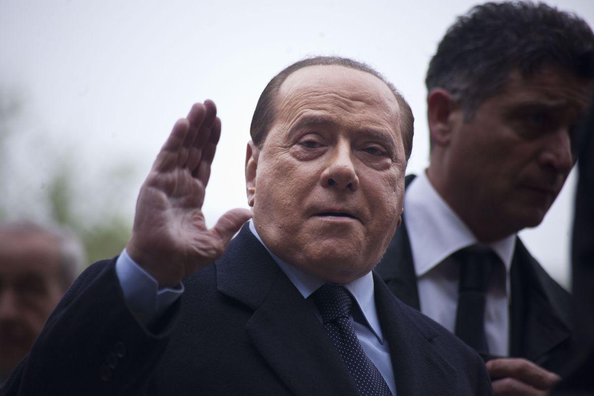 Funeral Of Cesare Maldini in Milan