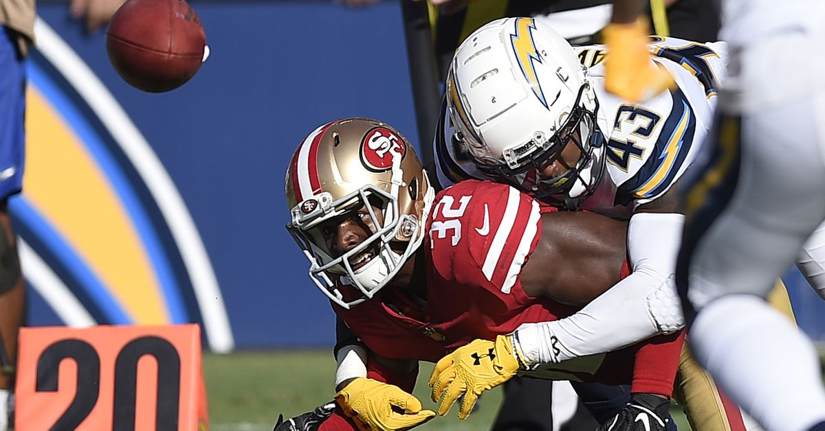 49ers film breakdown: Can D.J. Reed beat out Adrian ...