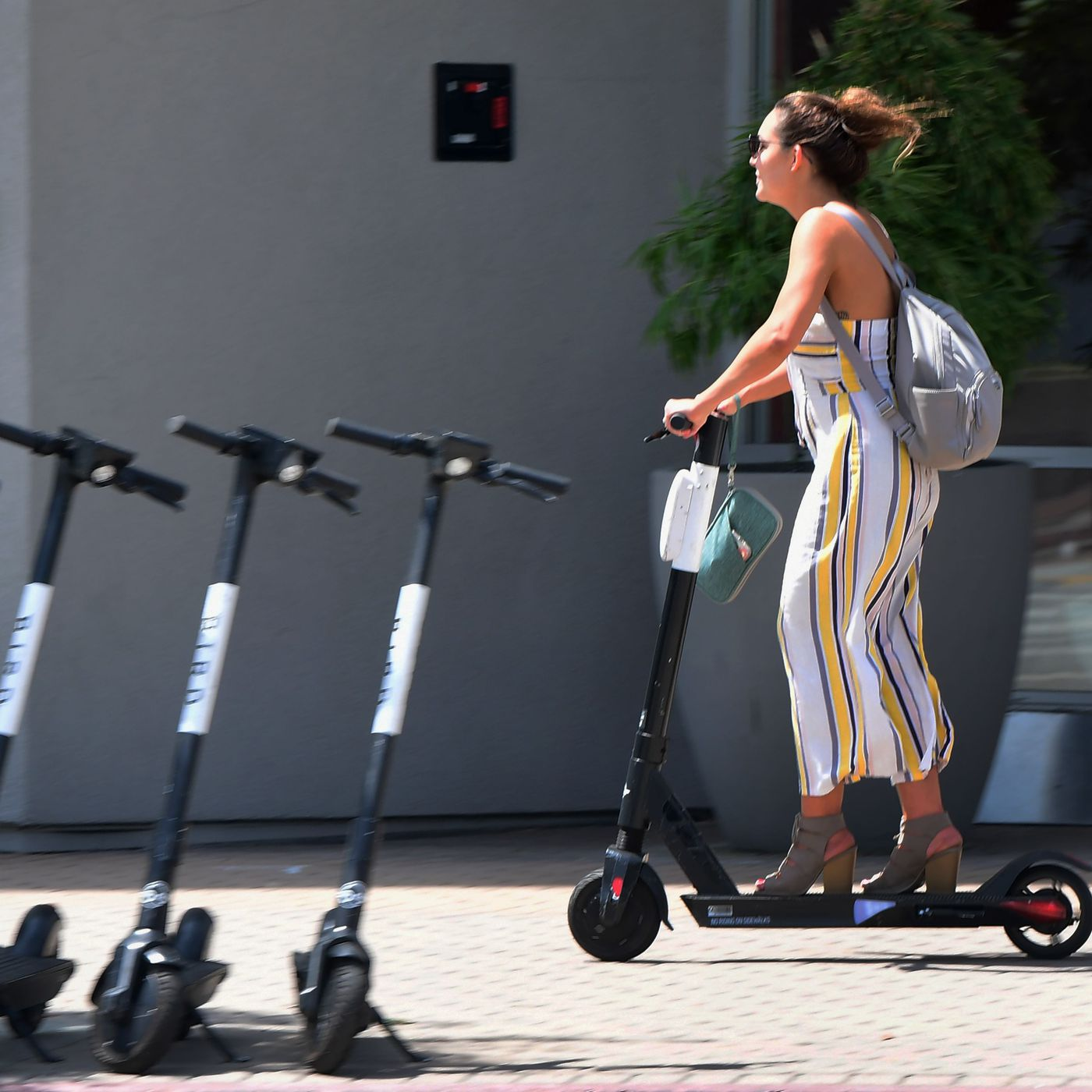 Nyc Among Top 10 U S Cities Best Suited For E Scooter E Bike Trips Report Curbed Ny