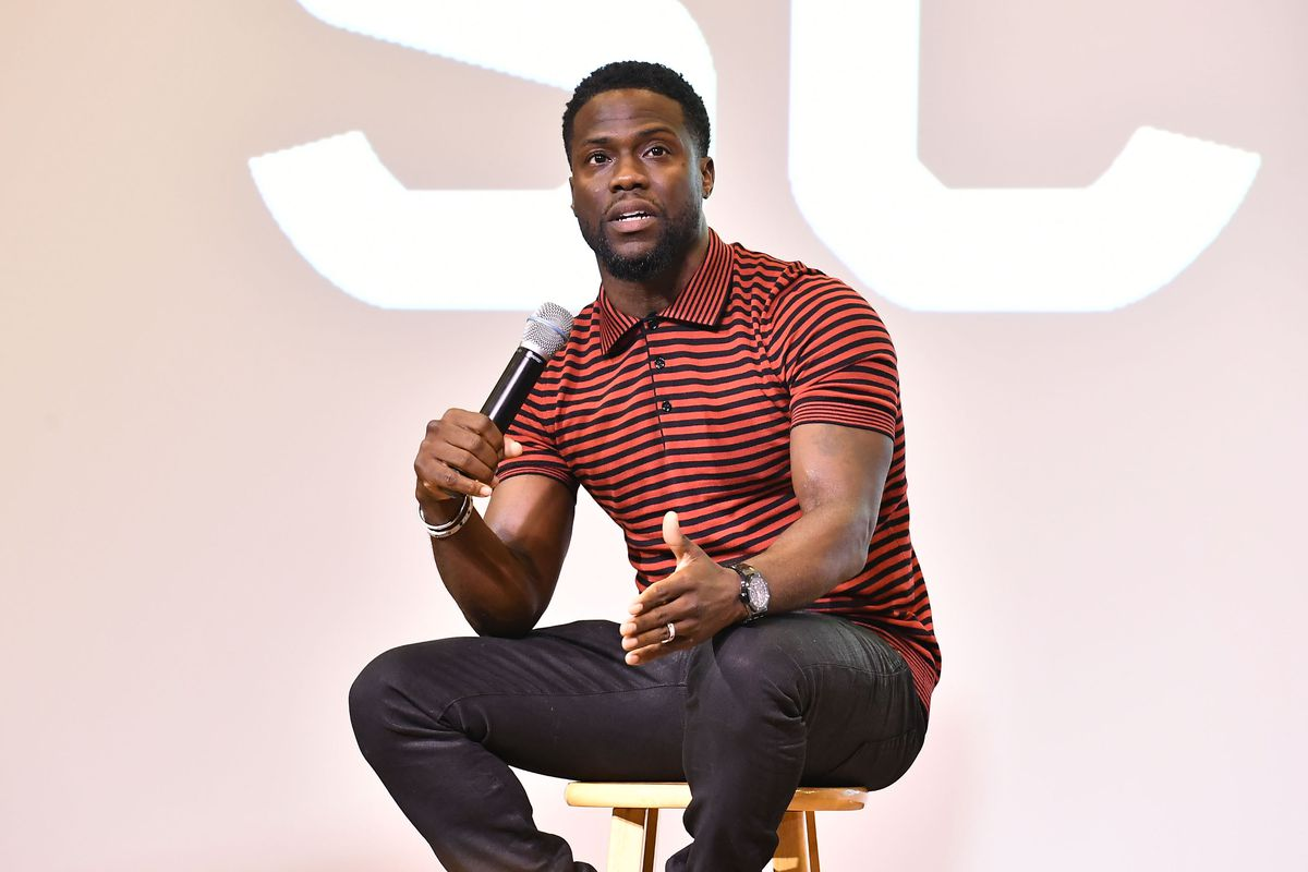 'Night School' Actor Kevin Hart And Producer Will Packer Engage With Students At Morehouse College For 'REAL Talk' Event