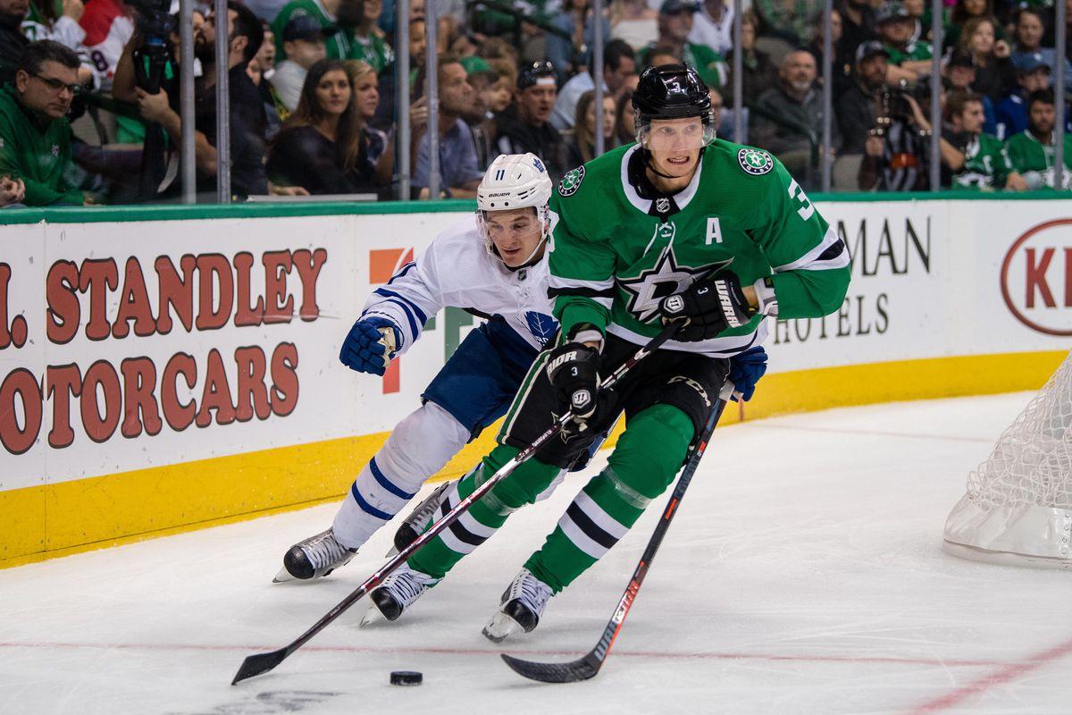 NHL: Toronto Maple Leafs at Dallas Stars