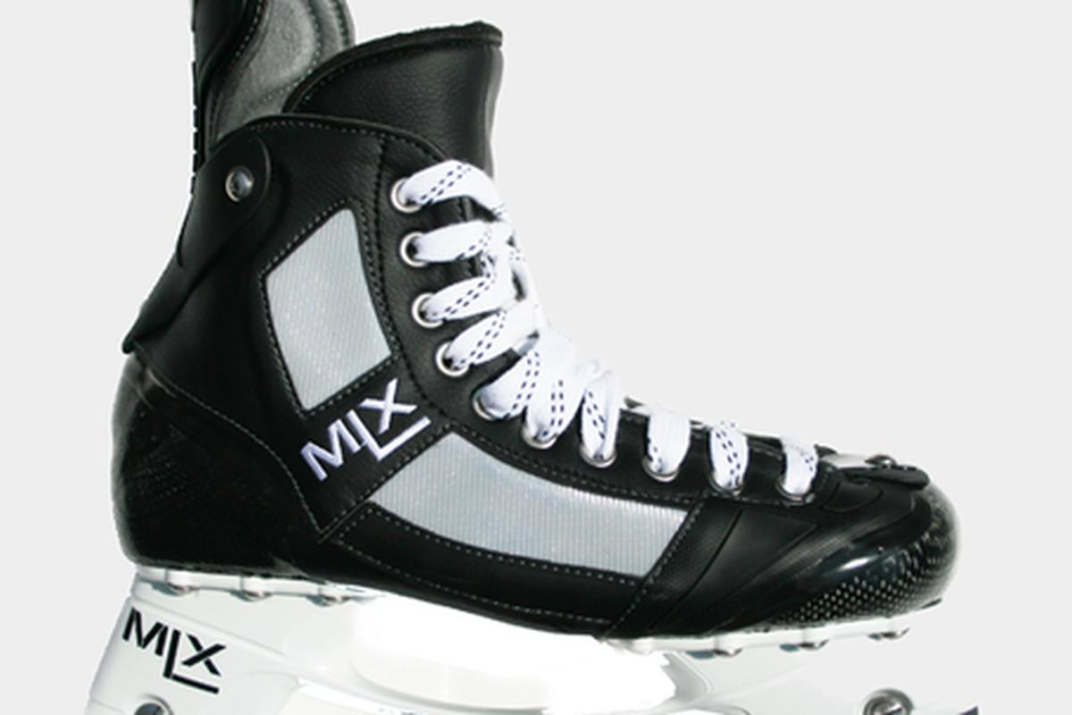 The MLX Skate, in profile.