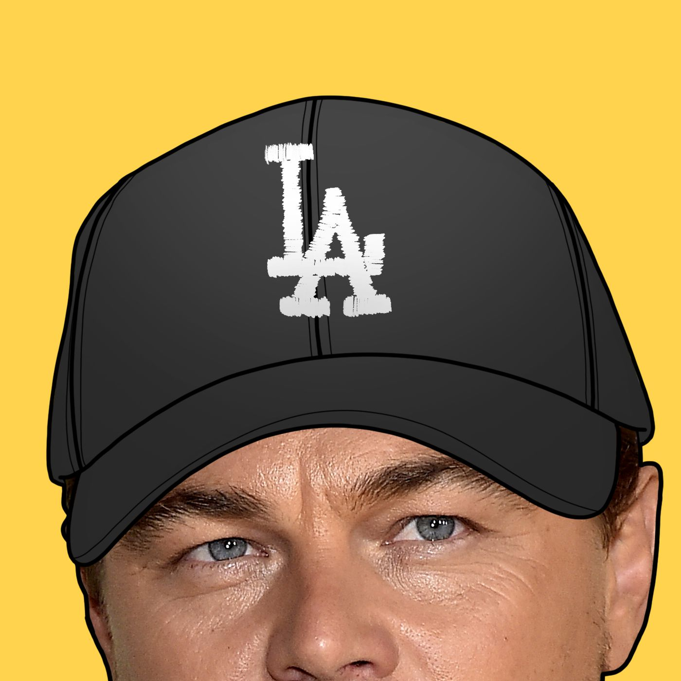 b5a4b96a8dda1 The Leonardo DiCaprio Baseball Cap Bracket - The Ringer