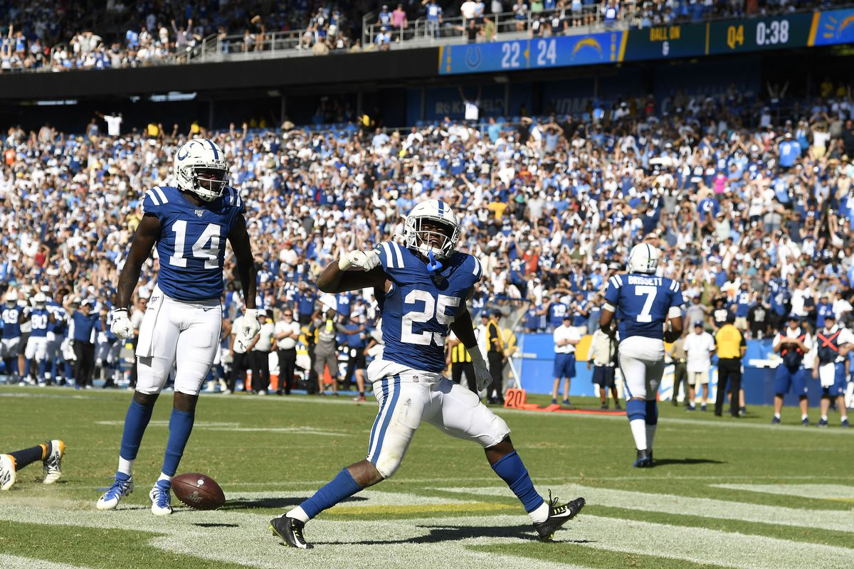 Indianapolis Colts v Los Angeles Chargers