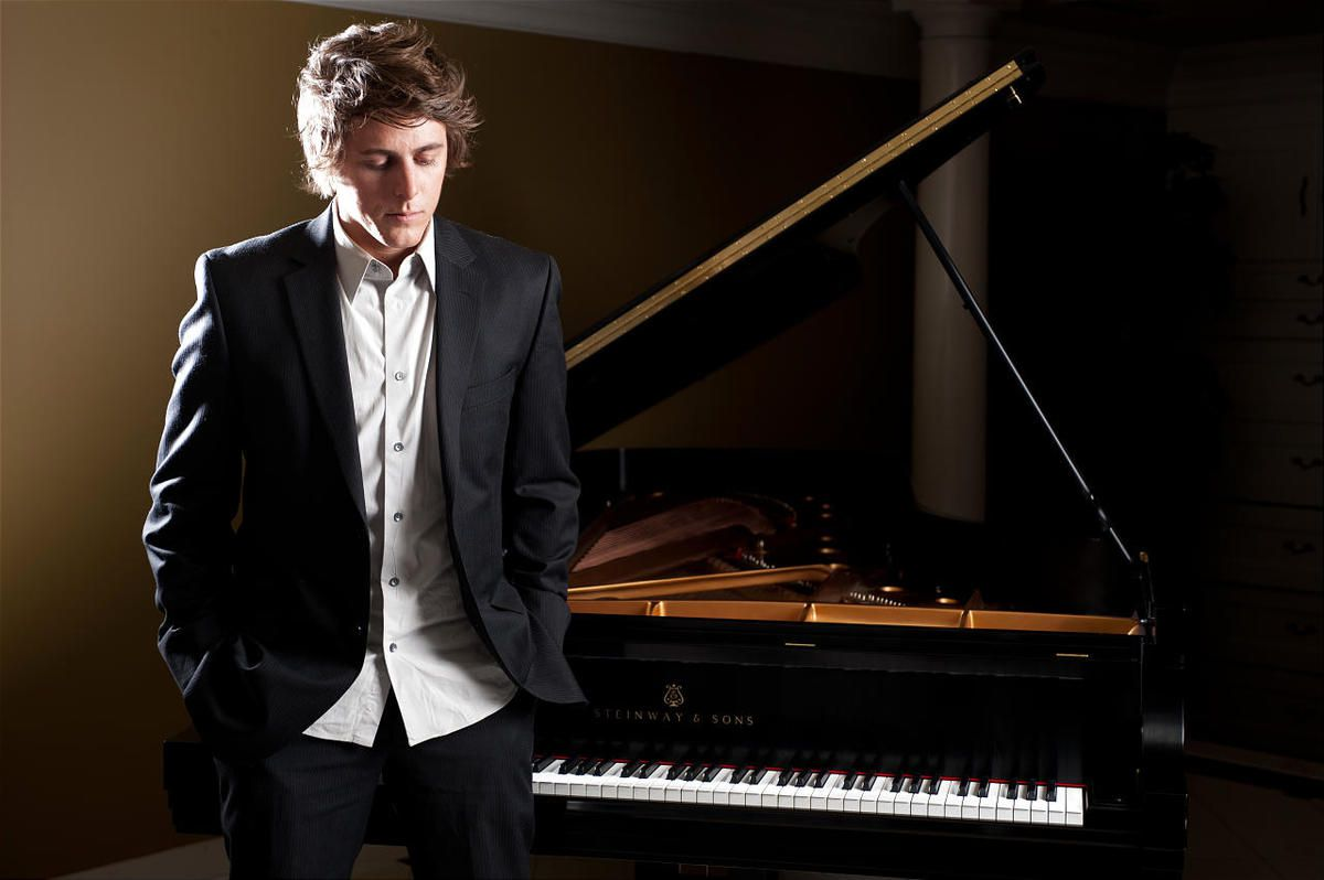 Pianist Josh Wright has created a self-titled album that balances hymns, classical favorites and combinations of the two.