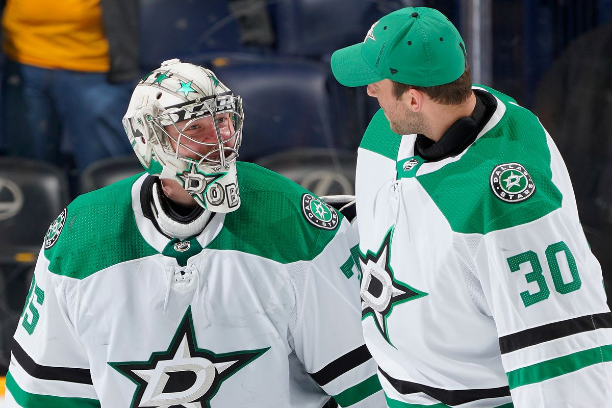Dallas Stars Daily Links: The Pipeline Between the Pipes