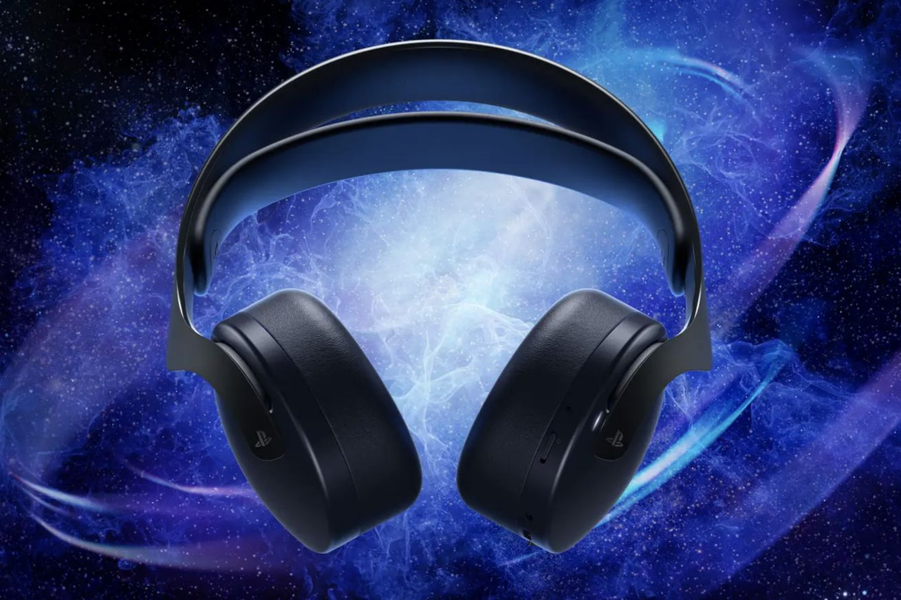 Sony Pulse 3D Audio headset
