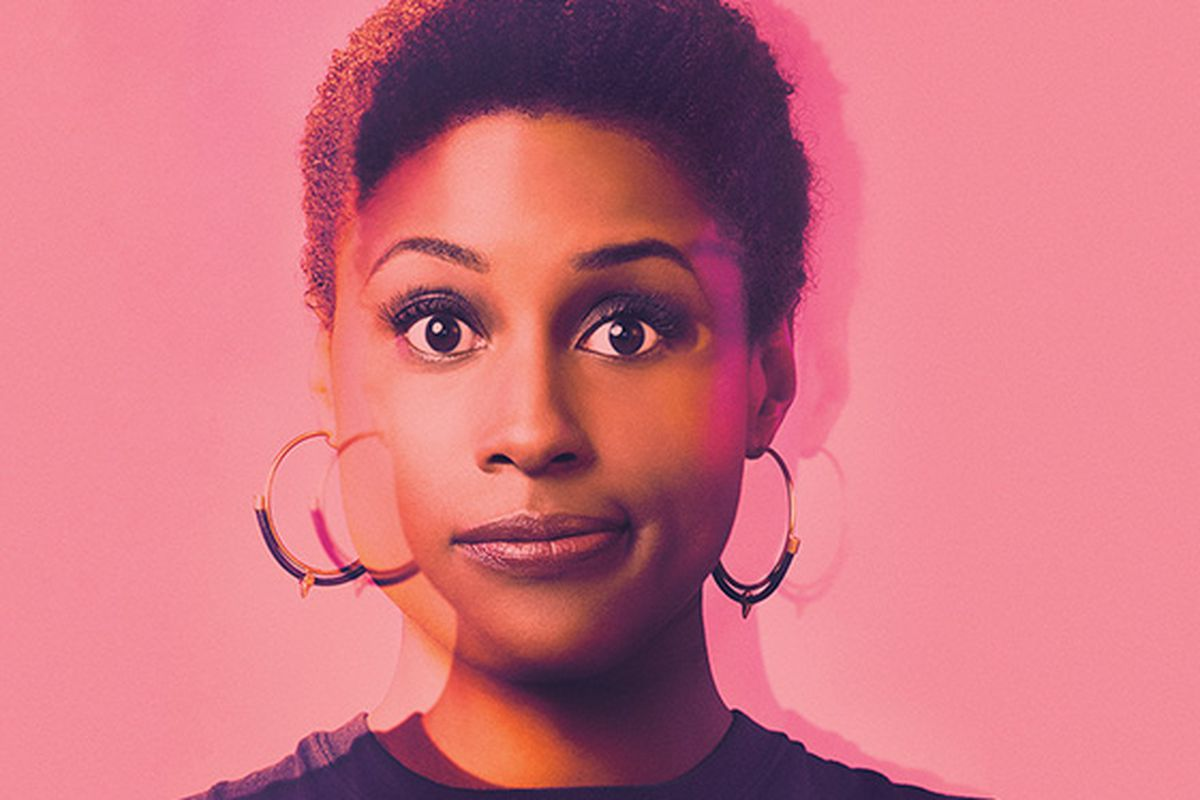 Issa Rae was nominated for a Golden Globe for her performance in Insecure