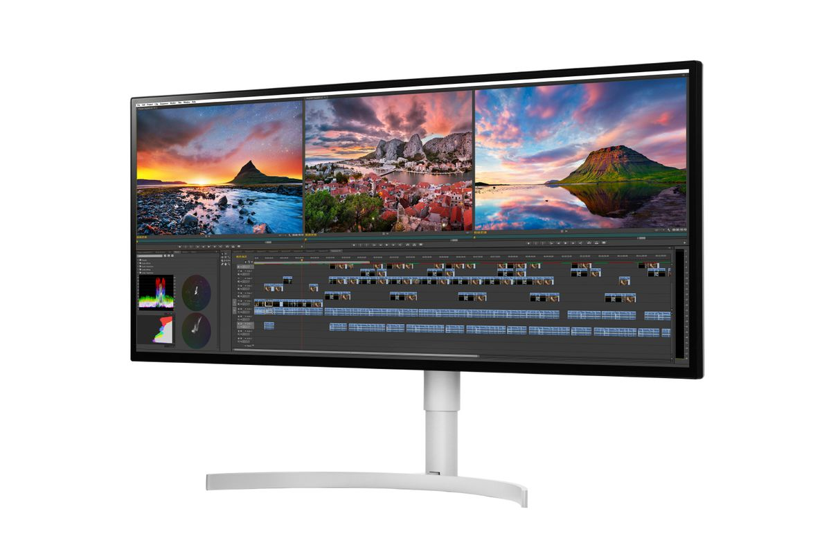 LG Introduces Nano IPS Monitors with HDR600 Support