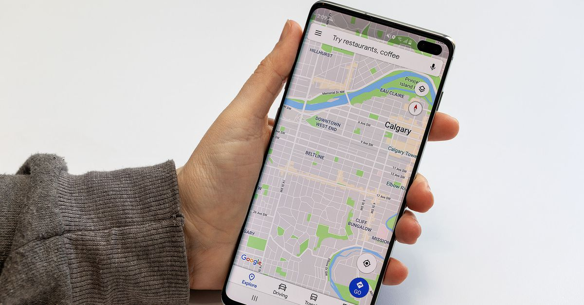 QnA VBage How to turn off Google Maps' many notifications