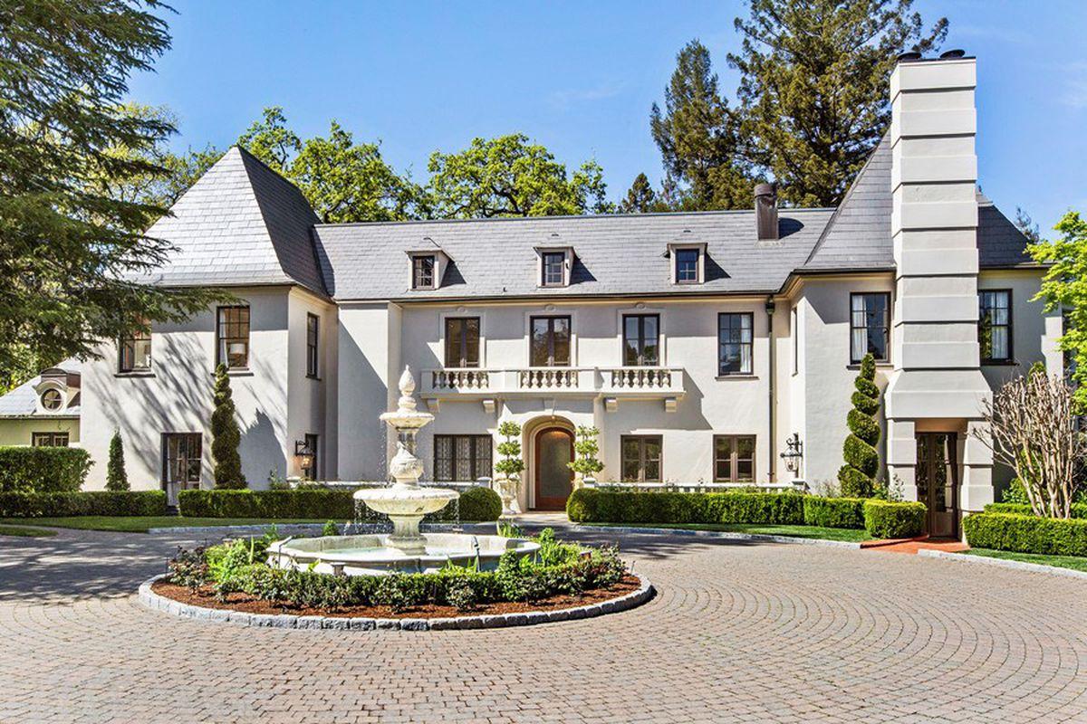 1920s Ross Mansion Back On Market For 8 85 Million