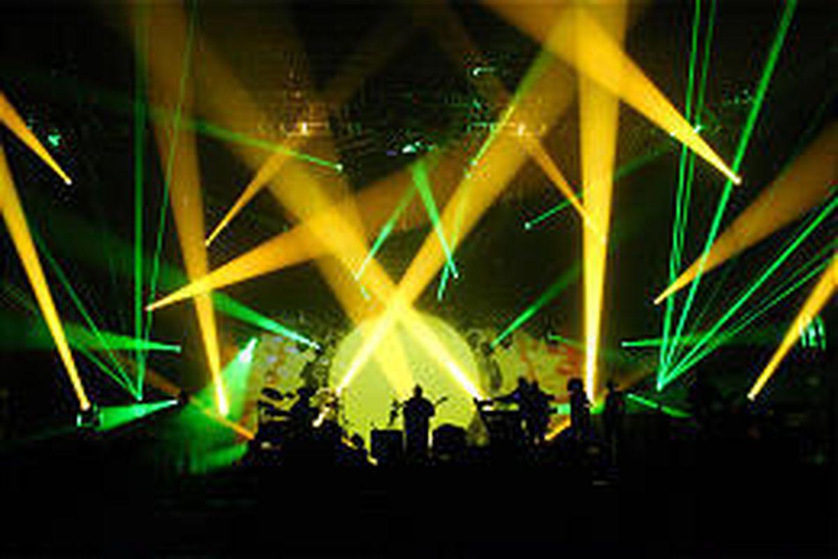 Australian Pink Floyd has performed in Salt Lake City twice.