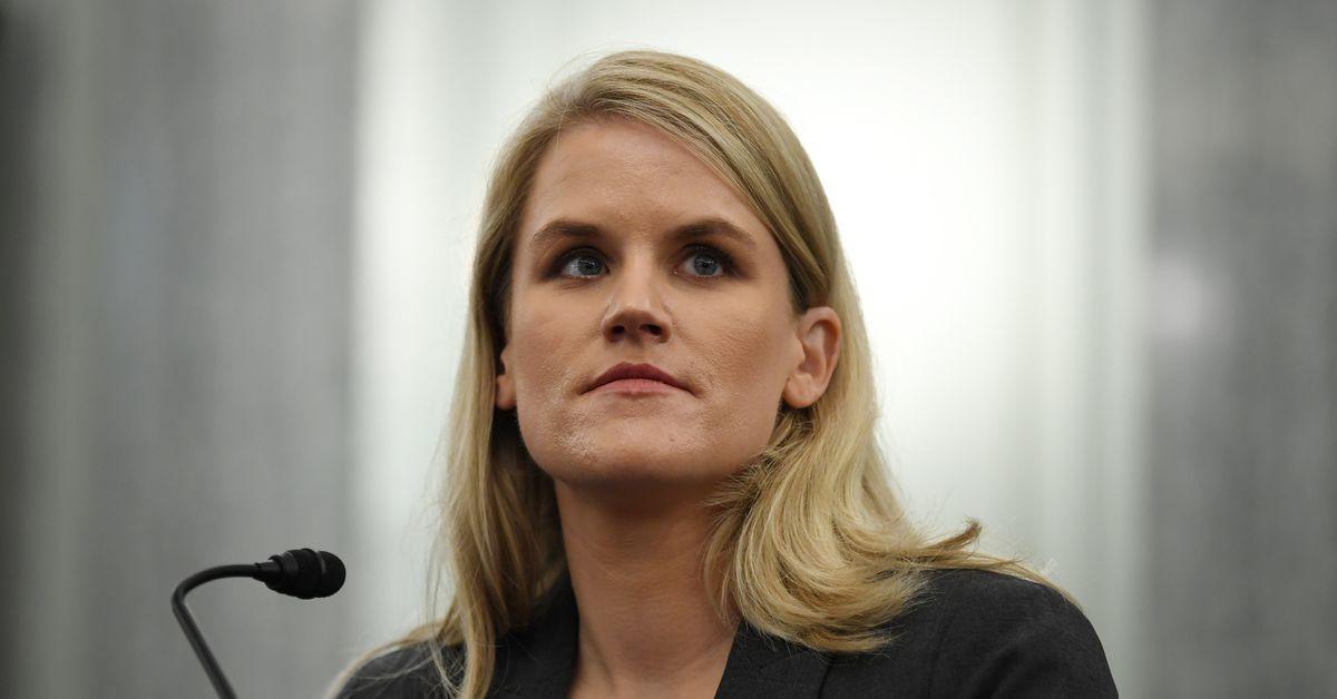 Facebook whistleblower Frances Haugen will speak to its oversight board